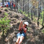  Flying Fox/Zipline- 90 ft. long