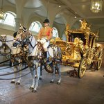  The Gold Coach at the Royal Mews