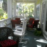  Veranda off of River Lily room