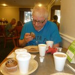 Breakfast at La Quinta Texarkana Arkansas