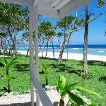 VIEW FROM PREMIUM BEACHFRONT COTTAGE