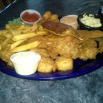  Large Seafood Platter