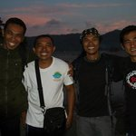 The best dive guides in the business - thanks to Nando, Denny, Horin and Man