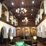  View of lobby area