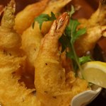  Cumin Tempura Prawns