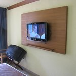  LCD TV in the room