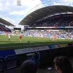 Huddersfield vs Millwall / April 20th, 2013