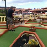Minigolf Yumbo