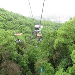  The Yuelu Mountain cableway