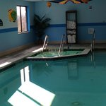  Indoor Heated Swimming Pool / Whirlpool