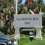  GBI Hotel sign