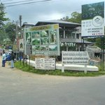  The junction at Ella Town to the Ella - Passara Rd