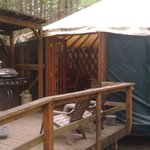  Camp Dakota Yurt