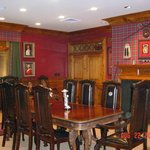  Our boardroom is ready for your private dinner or a corporate event or wedding