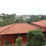  Vista da varanda do meu quarto - Suite Jardim