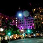  The Beverly Wilshire by night