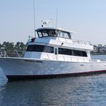 Tropical Winds Charter Fishing Boat