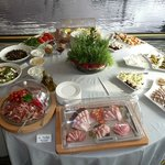  Ein fantastisches und abwechslungsreiches Buffet