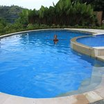 Golo swimming pool...