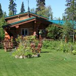 Gate Creek Cabins Foto