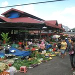 Marché local de Tomohon
