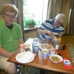 Breakfast at Holiday Inn Express West Mifflin, PA
