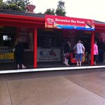 Horseshoe Bay Kiosk