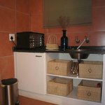 Kudu Suite Kitchenette