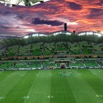  Sunset at AAMI