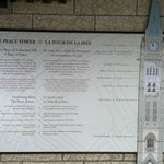 Info about Peace Tower