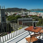  The views of Dunedin are special