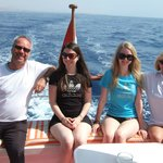 Boat trip on the red sea from sharm el sheikh