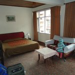 double bed room deluxe
