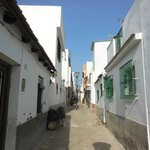 charming streets of Pedregalejo