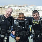  PADI instructor Ahmed Hassan