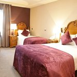  Westport Town Centre Hotel Bedrooms