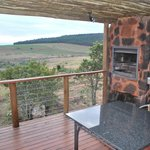  porch, braai area