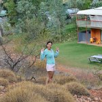 Heavitree Gap Outback Resort Foto