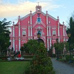 The Pink Church/Museum!
