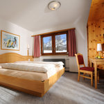 Panorama Kidshotel Alphubel Saas-Fee: double room north-facing