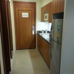  Kitchenette Area in Studio Suite