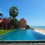 beatiful sea sun and swimming pool @villa maroc ,pranburi