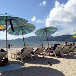 Magic scenery PATONG beach