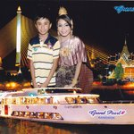  This was the souvenir photo sold for 200 baht