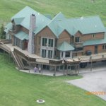  Back side of Elk Creek Lodge