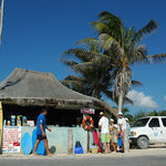 Mexidivers dive shop in tulum