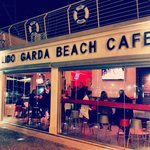 Lido Garda Beach cafe