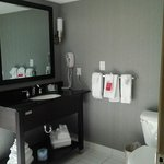 1st look at bathroom