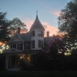  The Inn at sunset