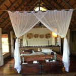Lovely Tented Room